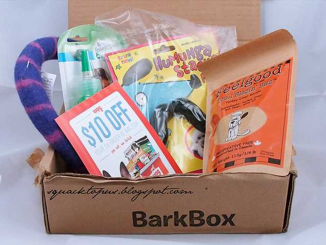 BarkBox coupon code, oct