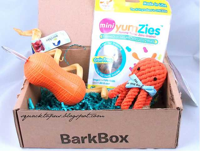 bark box promo code, may, 2013