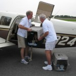Pilots and Paws rescue