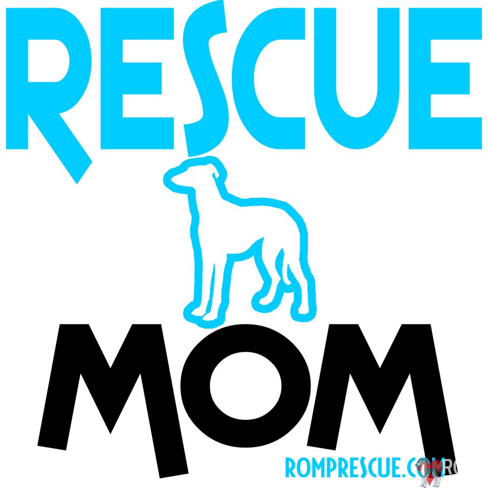 rescue mom, rescue dog mom, mom, mother, dog, rescue, pet, dogs, doggy, pup, puppy, shirt, logo, shirt