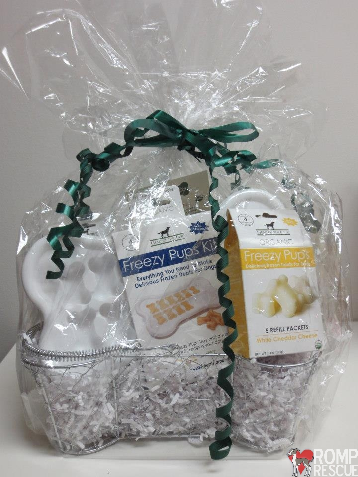 head of the pack, head, pack, gift basket, promo, promo code, coupon, coupon code