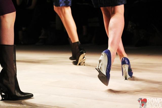 Italian Greyhound Shoes, Greyhound Shoes, Alain Quilici for David Koma, David Koma, Alain Quilici