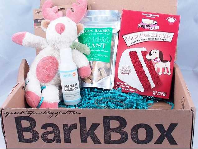 Barkbox review, barkbox coupon code, 2014