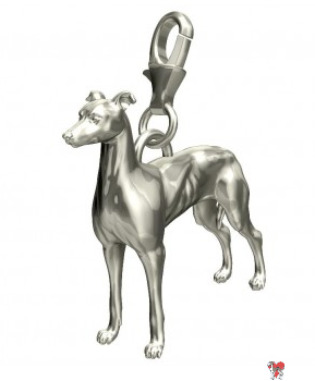 Italian greyhound dog charm, italian greyhound charm, italian greyhound jewelry, italian greyhound, greyhound, silver, jewelry, charms, necklace, silverdogcharms, silver dog charms, silver dog charms uk