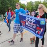 Schaumburg September Fest Parade, Schaumburg Parade, Itailan Greyhound Parade, Parade, Italian Greyhounds, Italian Greyhound, ROMP Rescue, ROMP Rescue Parade, ROMP Italian Greyhound Rescue Parade
