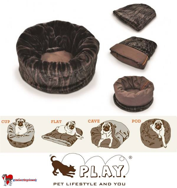 snuggle bed, play, dog, canine, bolster bed, cave bed, dog, italian greyhound